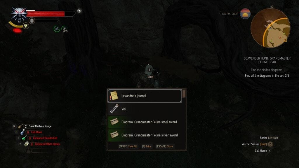 grandmaster feline set quest